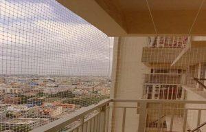balkon ağı
